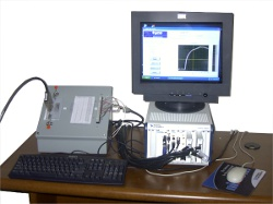 Cable test system