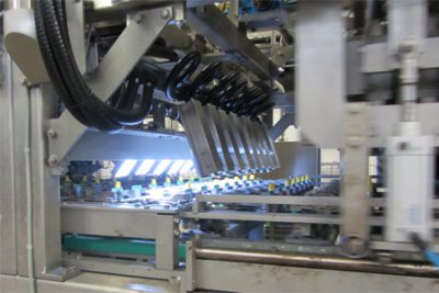 Vision System - Conveyor Vision Inspection