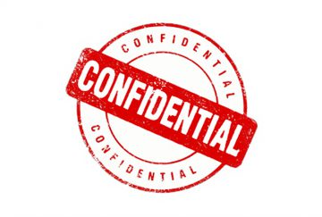 CONFIDENTIAL PROJECTS