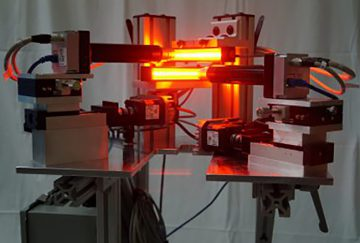Optical Fiber Inspection System